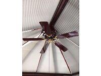 FANTASIA Conservatory Ceiling Fan