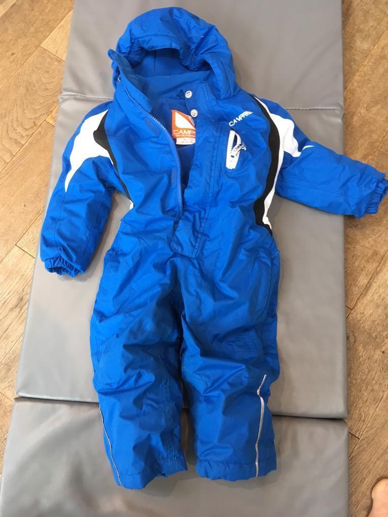 228de8e89 Campri all in one kids ski snow suit weather children s