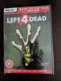 PC Game - Left 4 Dead GOTY - £5