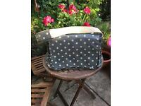Cath Kidston Oil Cloth changing bag