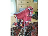 Deuter Kid Comfort II in excellent condition
