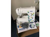 Brother LS14 sewing machine, as new, still in box