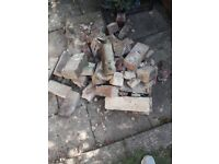 Hardcore (broken bricks) free for collection