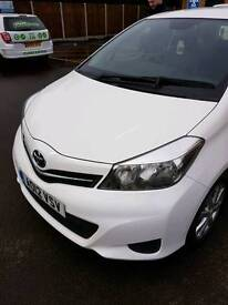 Toyota Yaris 1.3 VVT-i TR 3dr 12 Months MOT