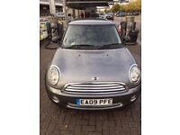 Mini Hatch Graphite One 2009 1.4 3dr - Automatic - Full Service History - LOW MILEAGE -