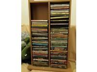 DVD RACK GOOD CONDITION BARGAIN £15