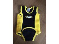 Childs wet suits 2-3 6-12