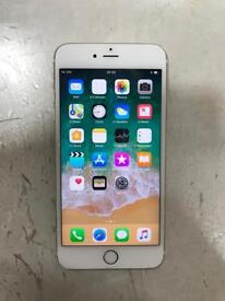 Apple iPhone 6S plus 16GB unlocked to all networks