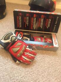 Spidi Carb 1 Motorcycle gloves