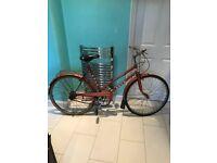 1970s puch city bike
