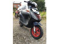 Piaggio zip 70cc malossi reg as 50cc