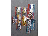 Huge collection of Transformer Kre-o sets. Excellent condition. S12