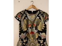 Women's Ted Baker dress size 1 small