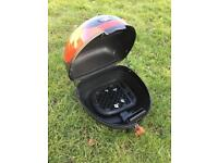 Top box for motorbike or scooter