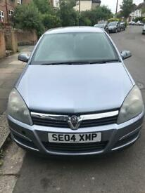Vauxhall Astra 1.6 Automatic Easytronic 5 door - with SPORTS MODE