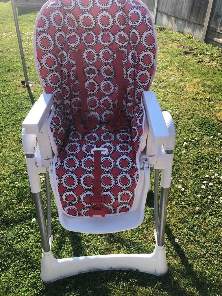 Awesome Red Kite High Chair In Sherborne Dorset Gumtree Dailytribune Chair Design For Home Dailytribuneorg