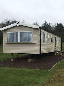 2015 vacation 6th berth static caravan in thurston manor