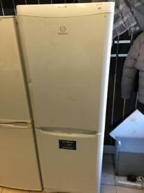9.hotpoint fridge freezer