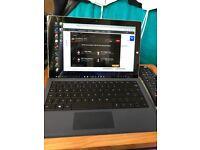Microsoft Surface Pro 3 i5 with Pen 128gb Hard Drive 4gb Ram Windows 10
