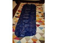 Inflatable mattress with electric pump