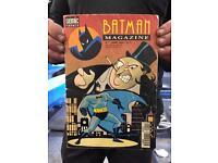 Batman Magazine (Comic)