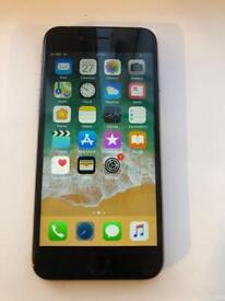 iPhone 6 16gb space grey unlocked except working