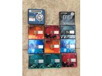 Sony Minidisc Recordable MZ-R 700 with 10 new minidiscs