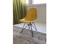 Eames fibreglass chair (Modernica)