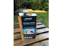 Bostik cementone Water Seal for bricks 5l can