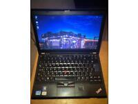 Lenovo ThinkPad X220i - Intel i3 CPU/GPU - 320GB HD - 4GB Memory - Windows10