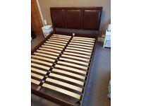 King Size Bed Frame & Headboard