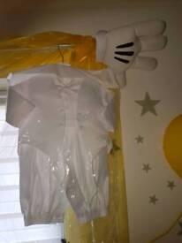 Baby Boy Christening Baptism suit set