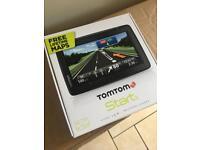 Tom Tom Start 25 Sat nav (free lifetime map)