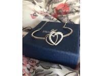 Swarovski 'Dear' Bracelet repot £89