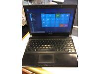 Toshiba protege i7 laptop