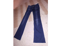 Small Flared Jeans