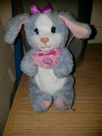 fur real bunny . Pokemon. shoppkin 1 pound each