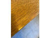 Now sold @@ Solid wooden coffee table