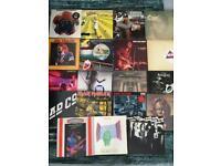 19 x ROCK / METAL VINYL RECORDS