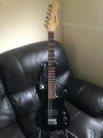 Encore Guitar and Maxim Amplifier