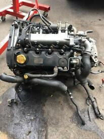 1.9 CDTi Vauxhall Zafira Engine and Gearbox