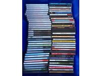 Job Lot of approx. 550 CD's [mainly classical, jazz, easy listening etc..MOLD