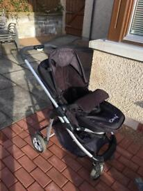 iCandy Pushchair & Carrycot Buggy