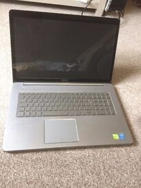 "Dell Inspiron 7746 intel core i7-5500 @ 2.40 ghz (16gb ram) 17"", 5th gen"