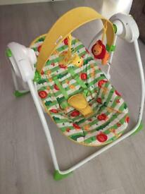 Baby swing/bouncer