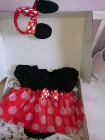 Minnie Mouse outfit from Disney store