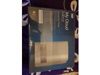 Western digital my cloud mirror 4th brand new sealed!!!