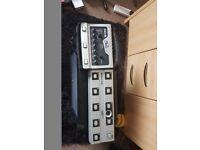 bluguitar amp 1 foot controller and celestion hot 100 loaded speaker cab