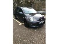 Wee Bob the Ford Fiesta S 1.6 tdci zetec