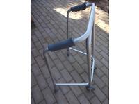 Zimmer Frame Mobility Aid Sunrise Medical. Aluminium alloy tubular construction